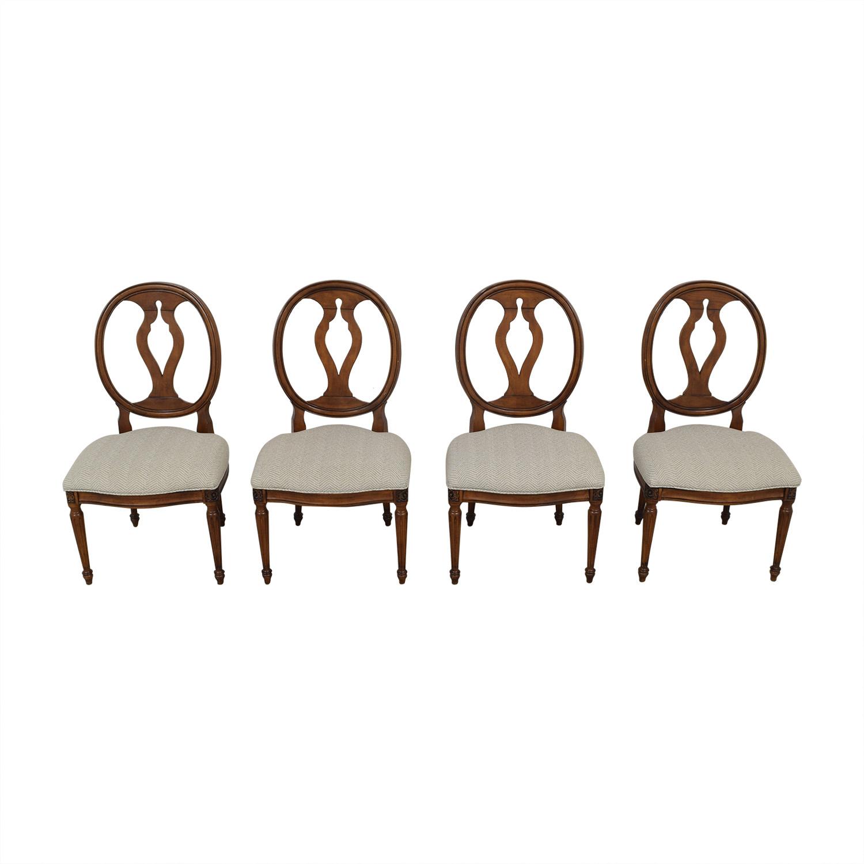 Ethan Allen Ethan Allen Margaux Dining Chairs ct