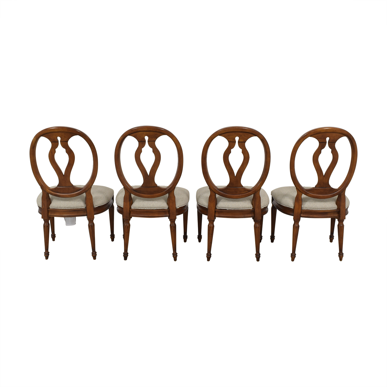buy Ethan Allen Ethan Allen Margaux Dining Chairs online