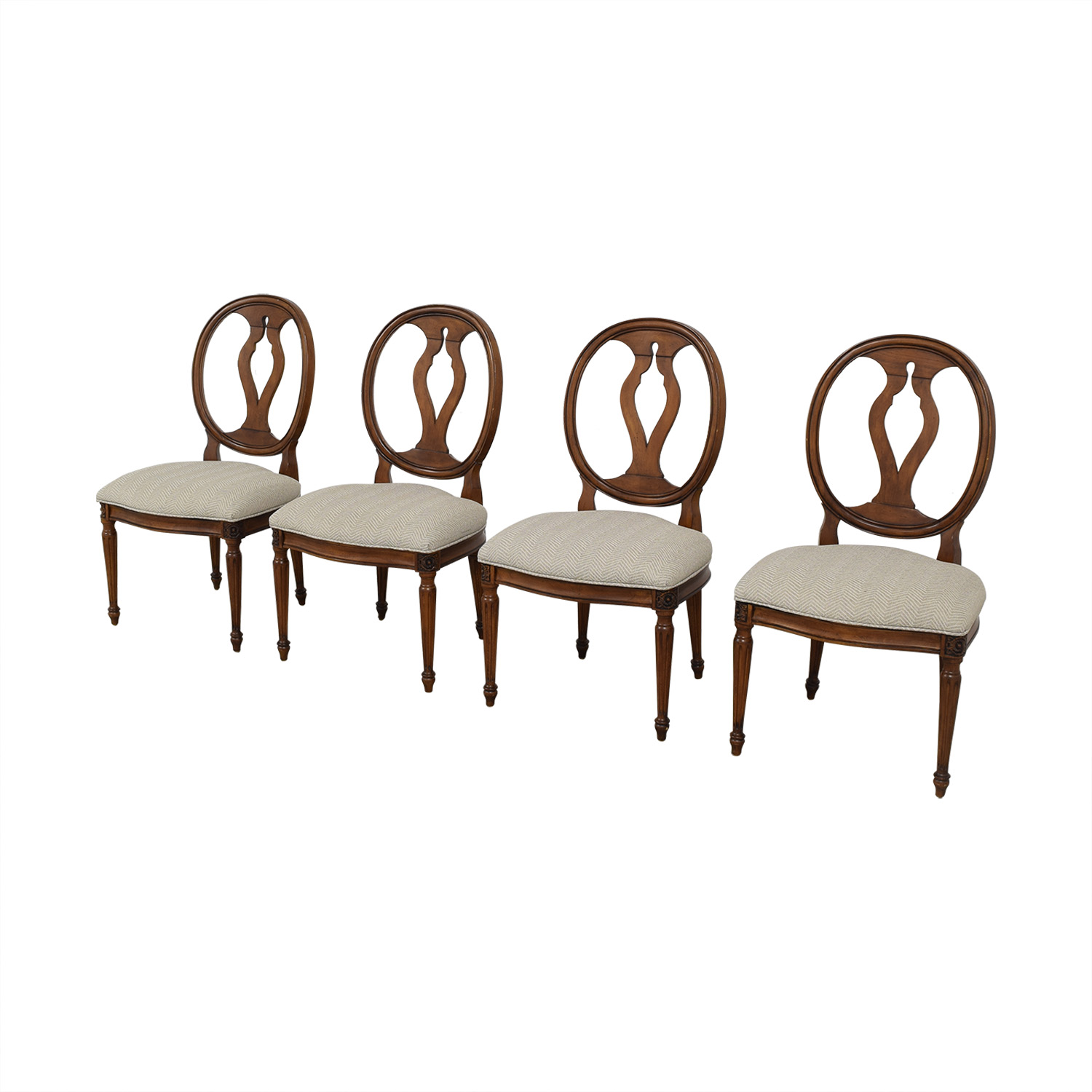 Ethan Allen Ethan Allen Margaux Dining Chairs Chairs