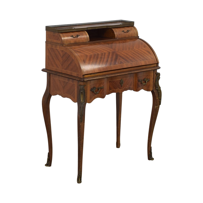 Antique Secretary Desk Tables