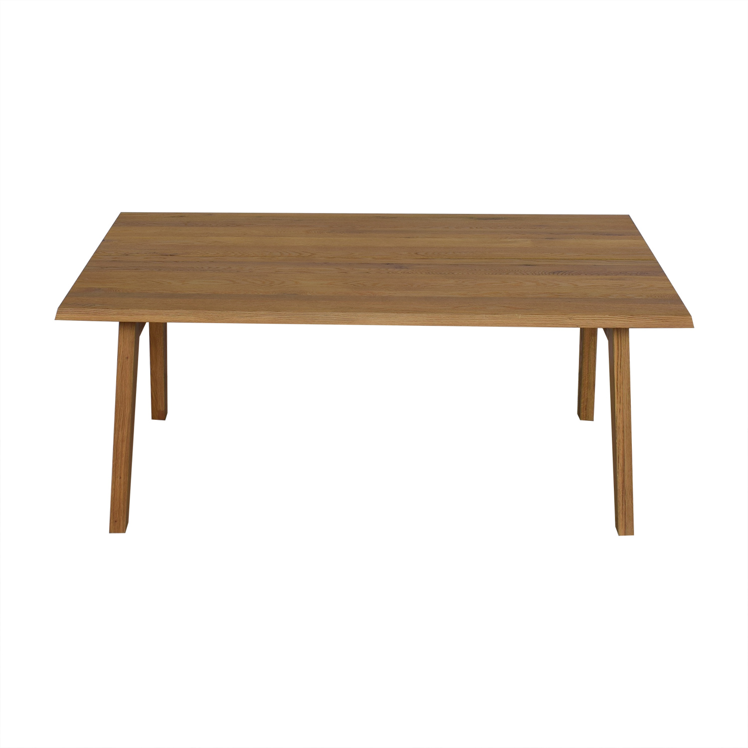 Article Article Madera Dining Table dimensions