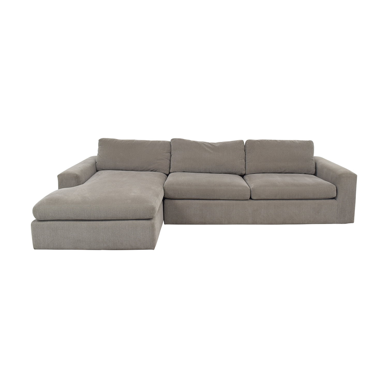 buy Room & Board Chaise Sectional Sofa Room & Board