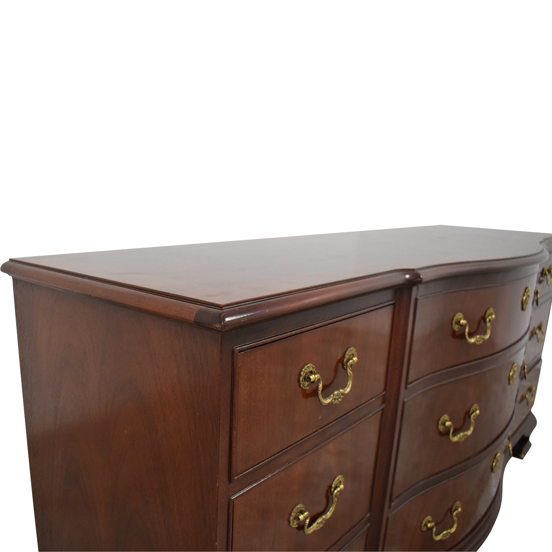 Baker Furniture Nine Drawer Dresser Baker Furniture