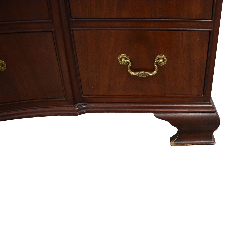 Baker Furniture Nine Drawer Dresser / Storage