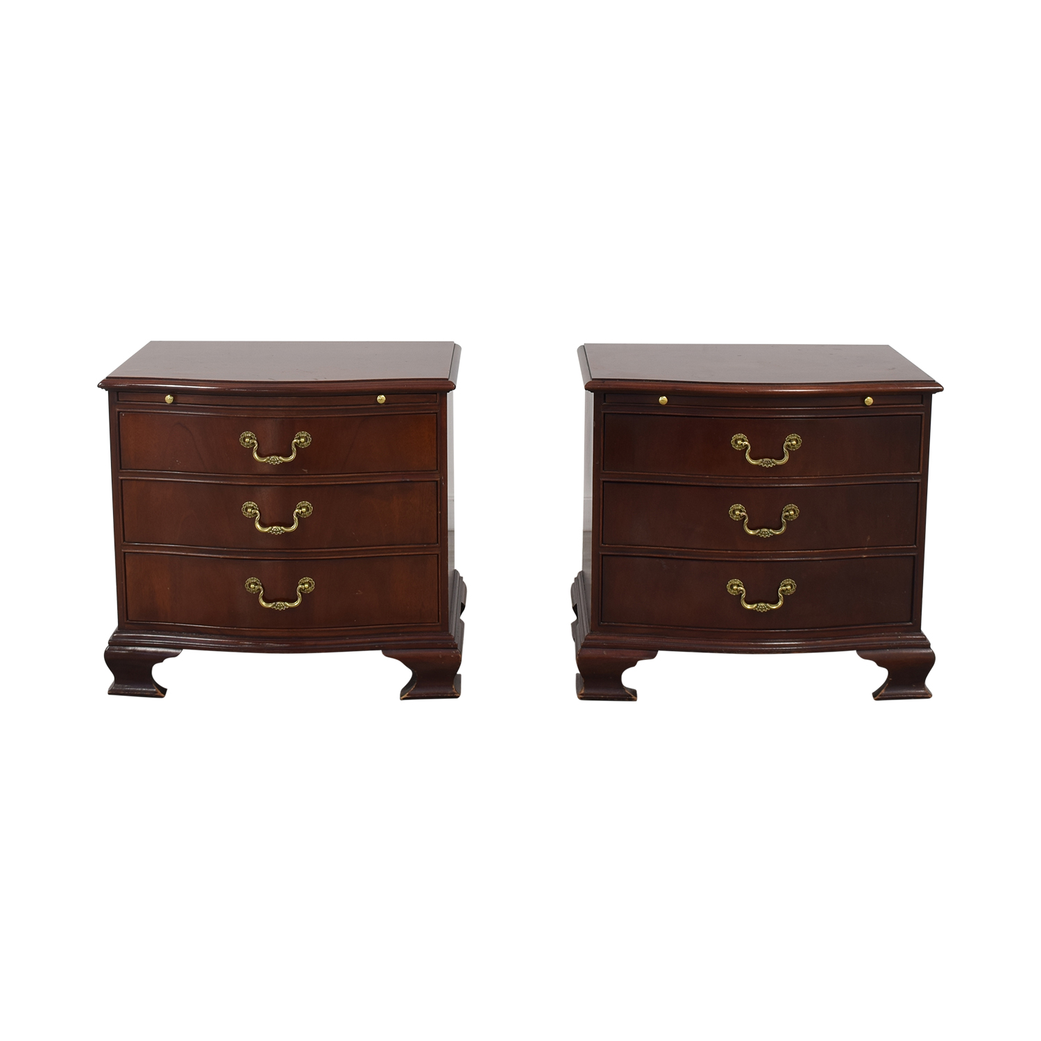 Baker Furniture Night Stands / End Tables