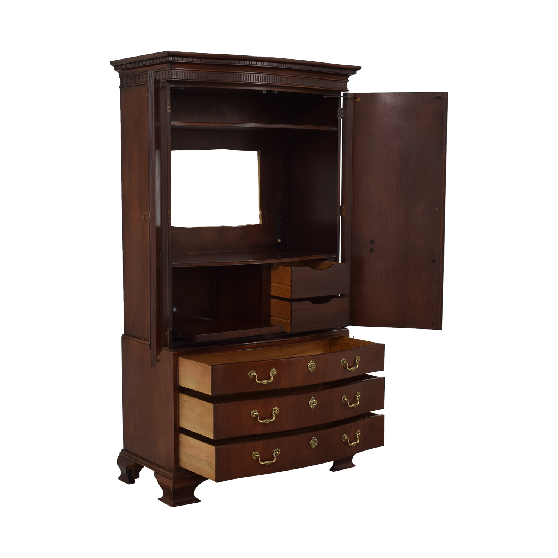 Baker Furniture Baker Furniture Armoire second hand
