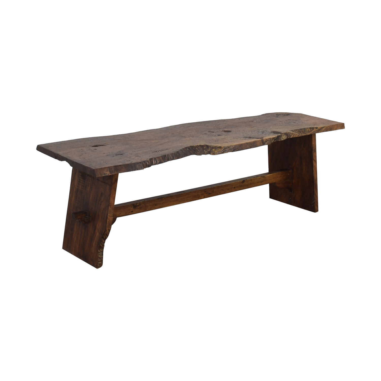 Fitch Slab Dining Table on sale