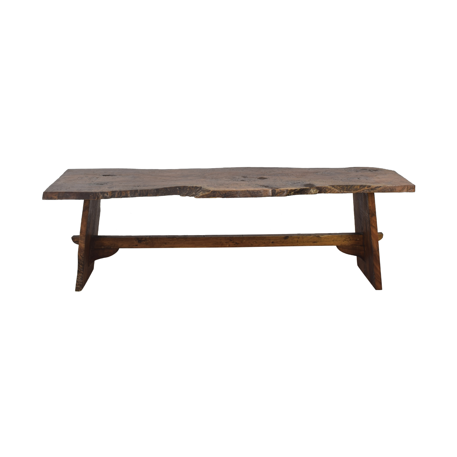 shop Fitch Slab Dining Table  Dinner Tables