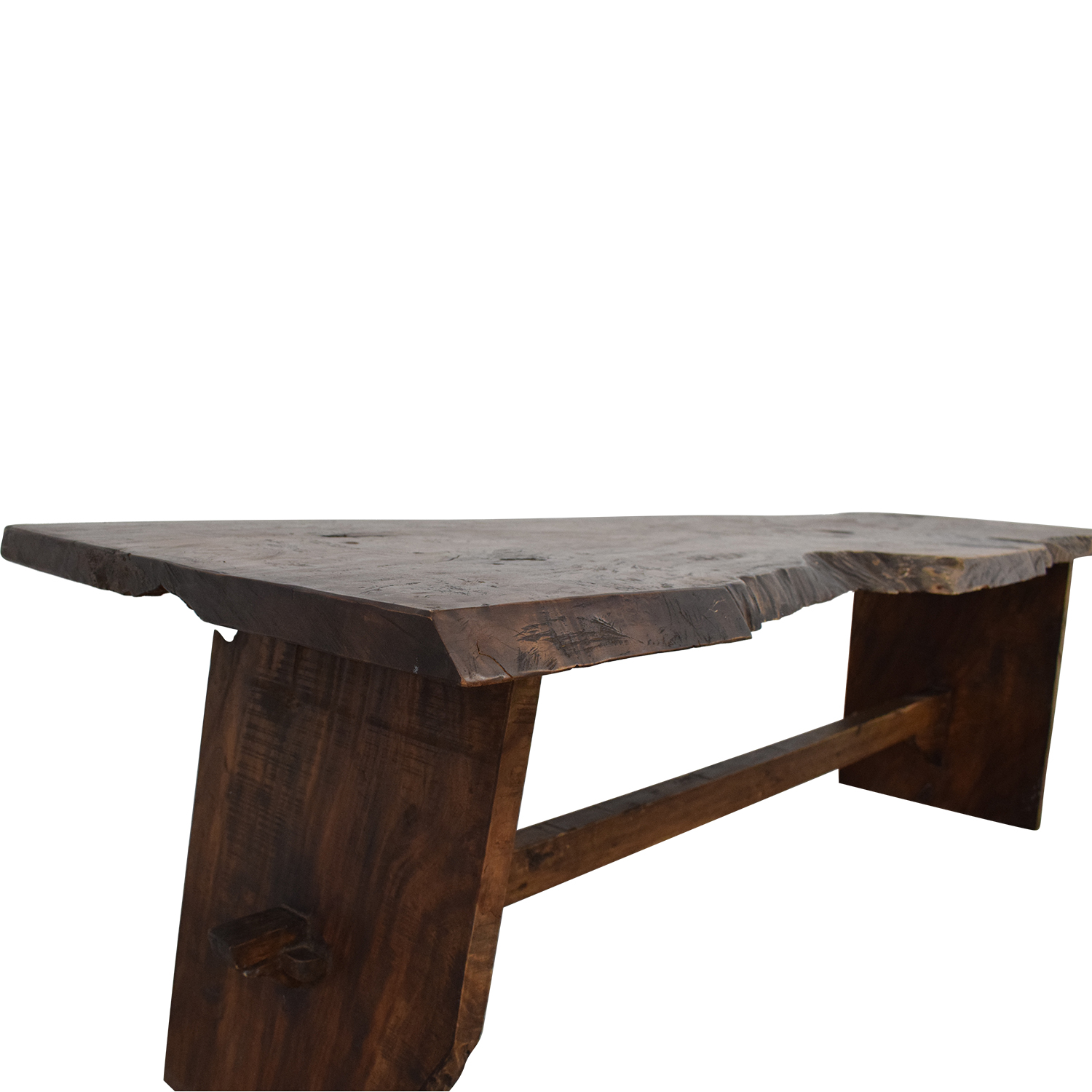 Fitch Slab Dining Table for sale