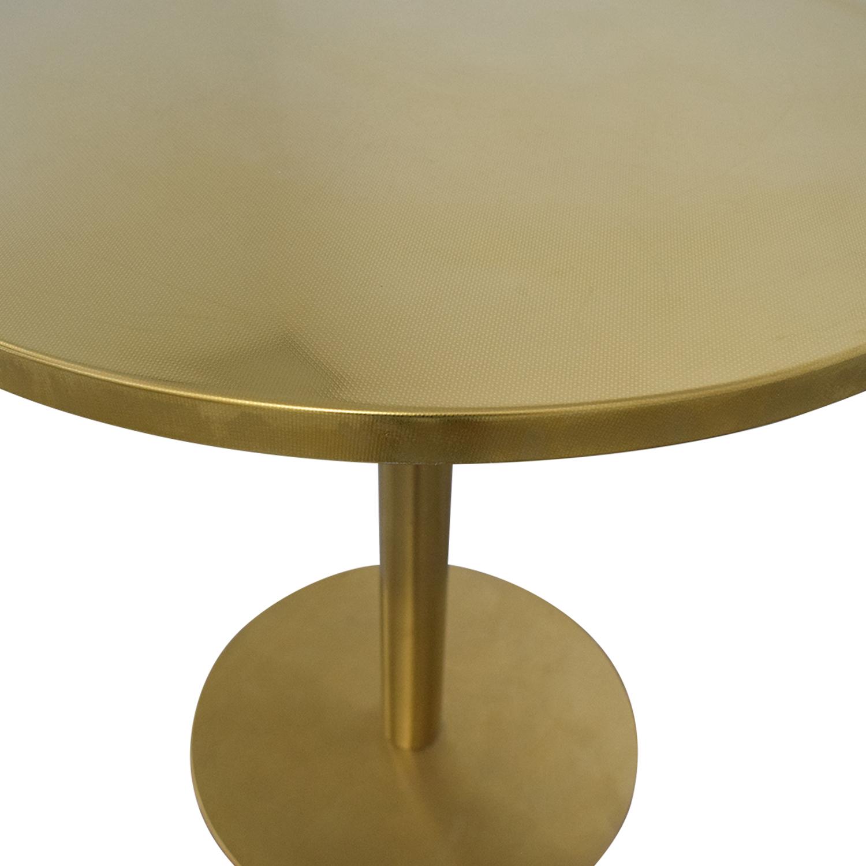 CB2 CB2 Watermark Bistro Dining Table