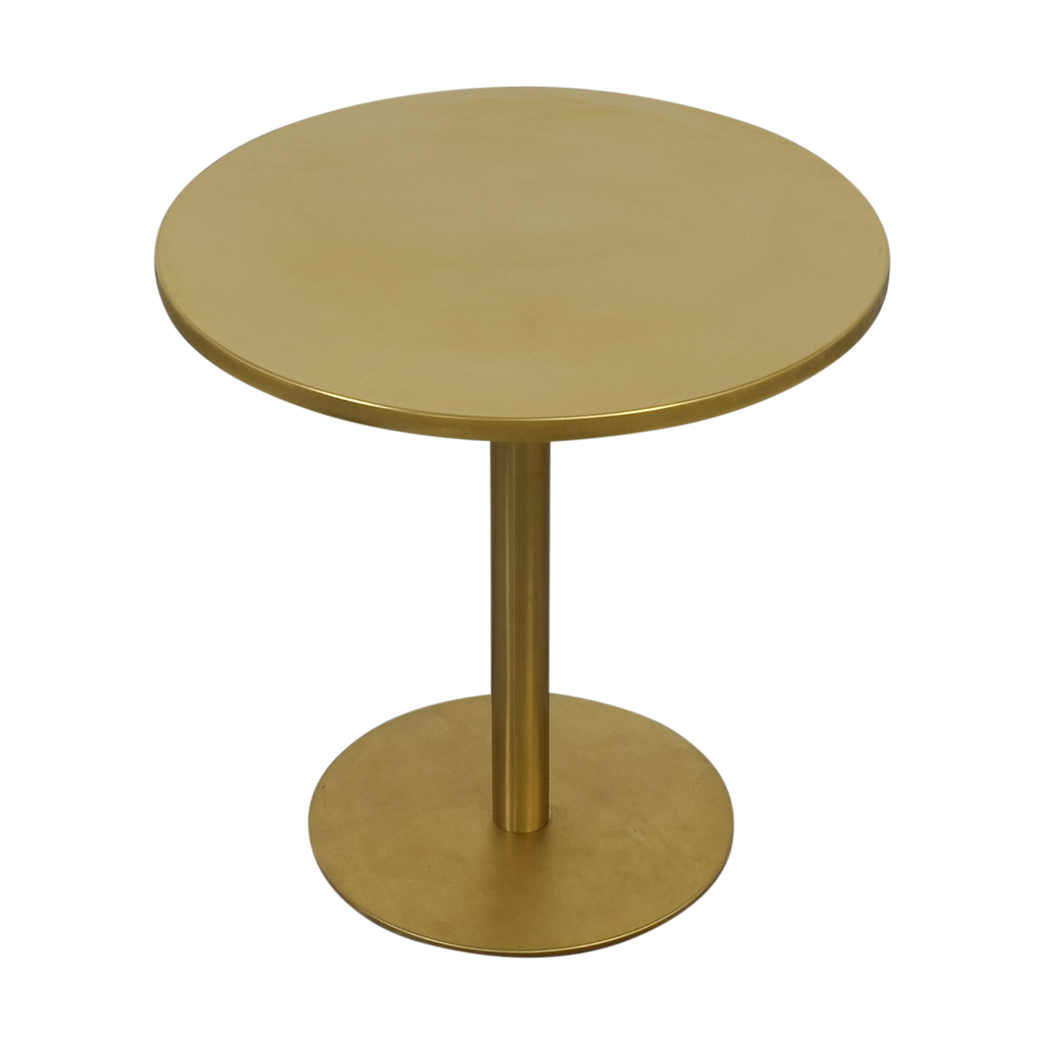 CB2 CB2 Watermark Bistro Dining Table nyc