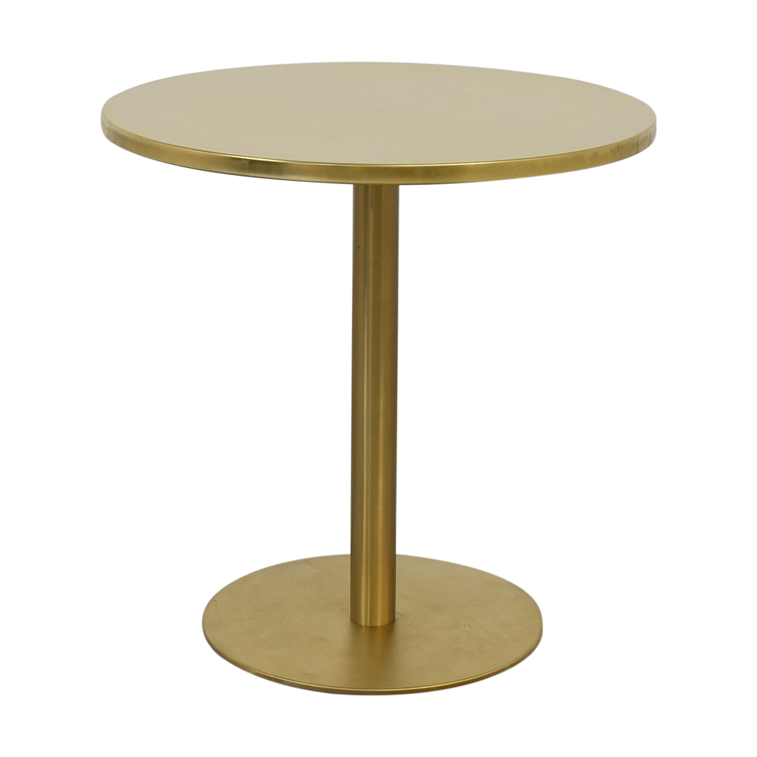 shop CB2 Watermark Bistro Dining Table CB2