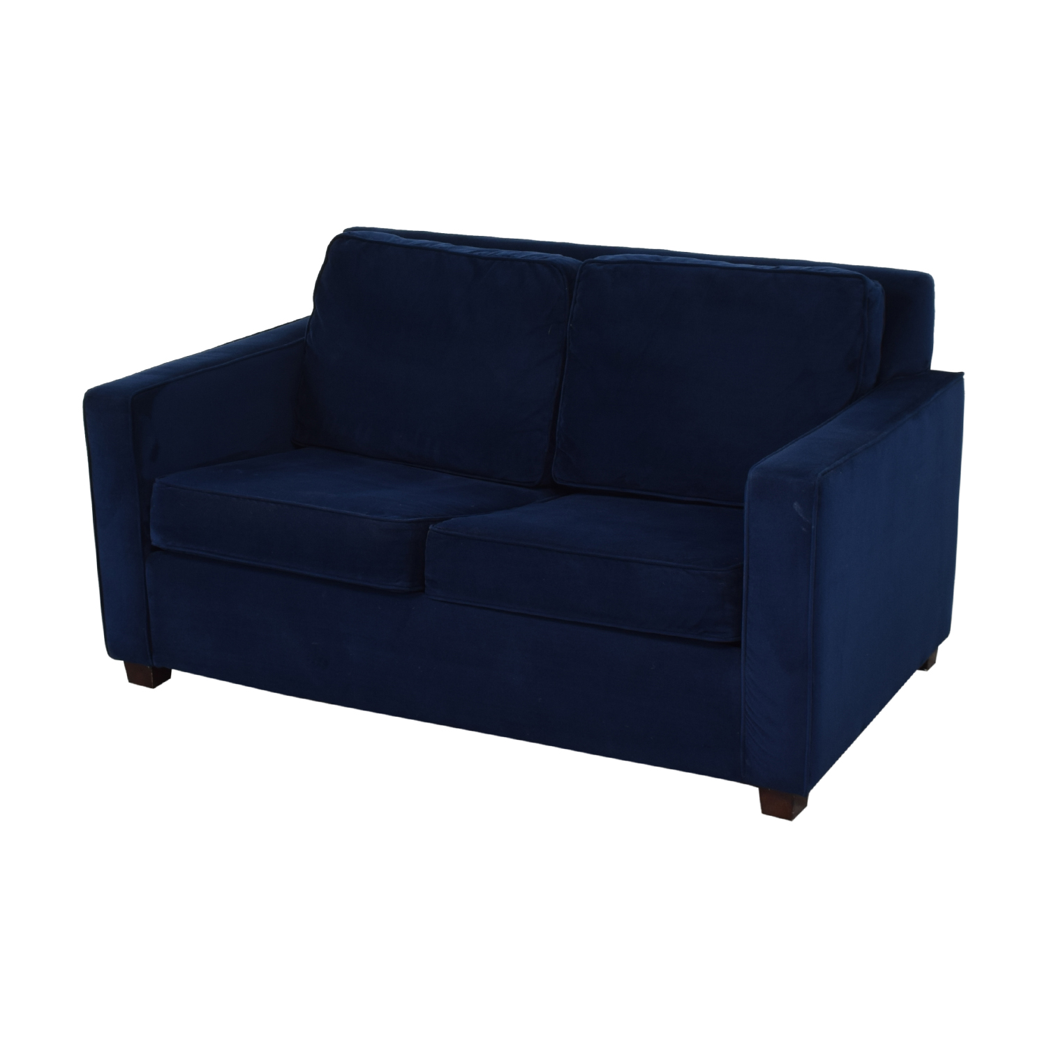 buy West Elm Henry Twin Sleeper Sofa West Elm