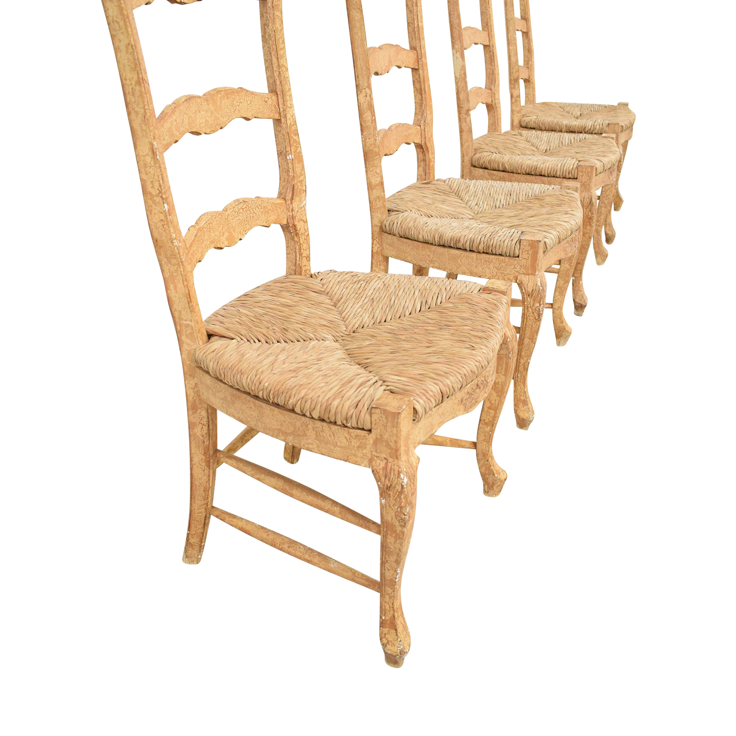 Ladder Back Dining Chairs ma