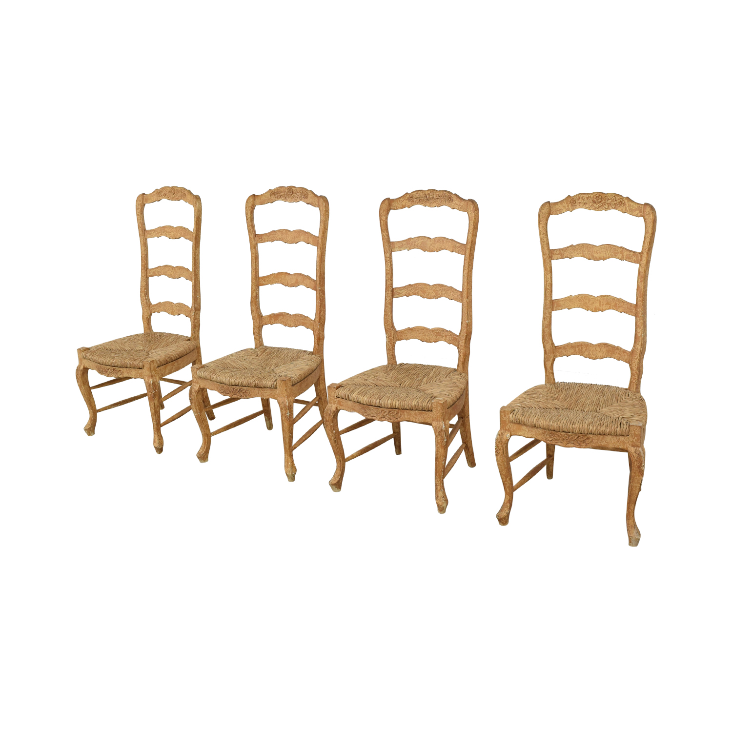 Ladder Back Dining Chairs pa