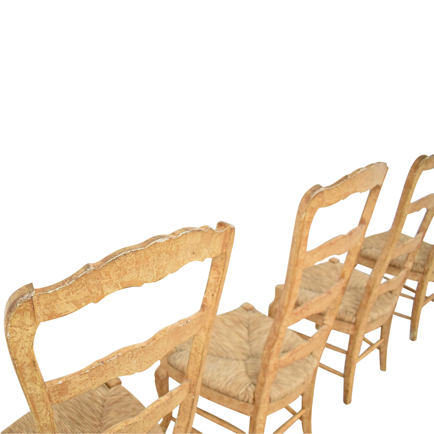 Ladder Back Dining Chairs / Chairs