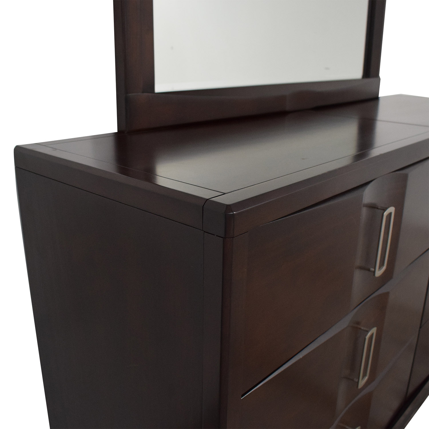 Casana Furniture Casana Furniture Dresser with Mirror ma