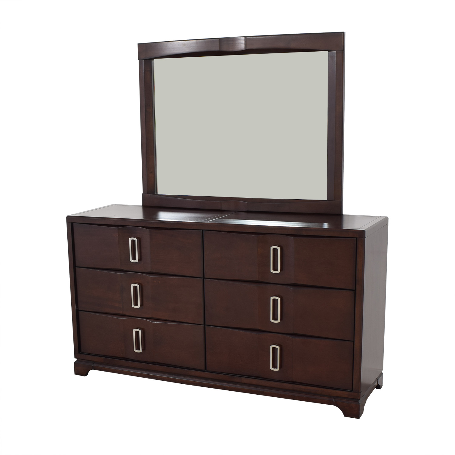 buy Casana Furniture Dresser with Mirror Casana Furniture