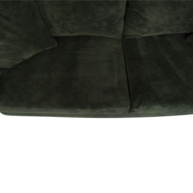 Simplicity Sofas Simplicity Sofas Lorelei Mid-Size Sofa Sofas