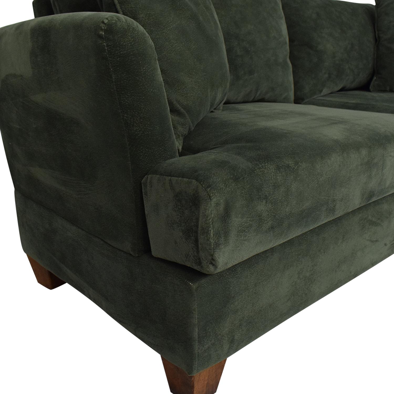 Simplicity Sofas Simplicity Sofas Lorelei Mid-Size Sofa Classic Sofas