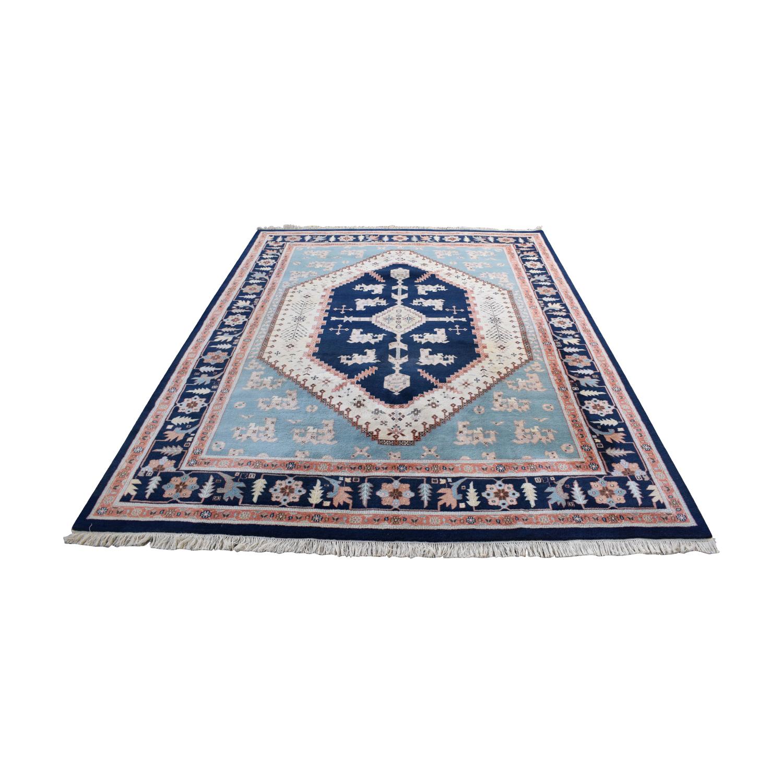 Handmade Persian Rug pa