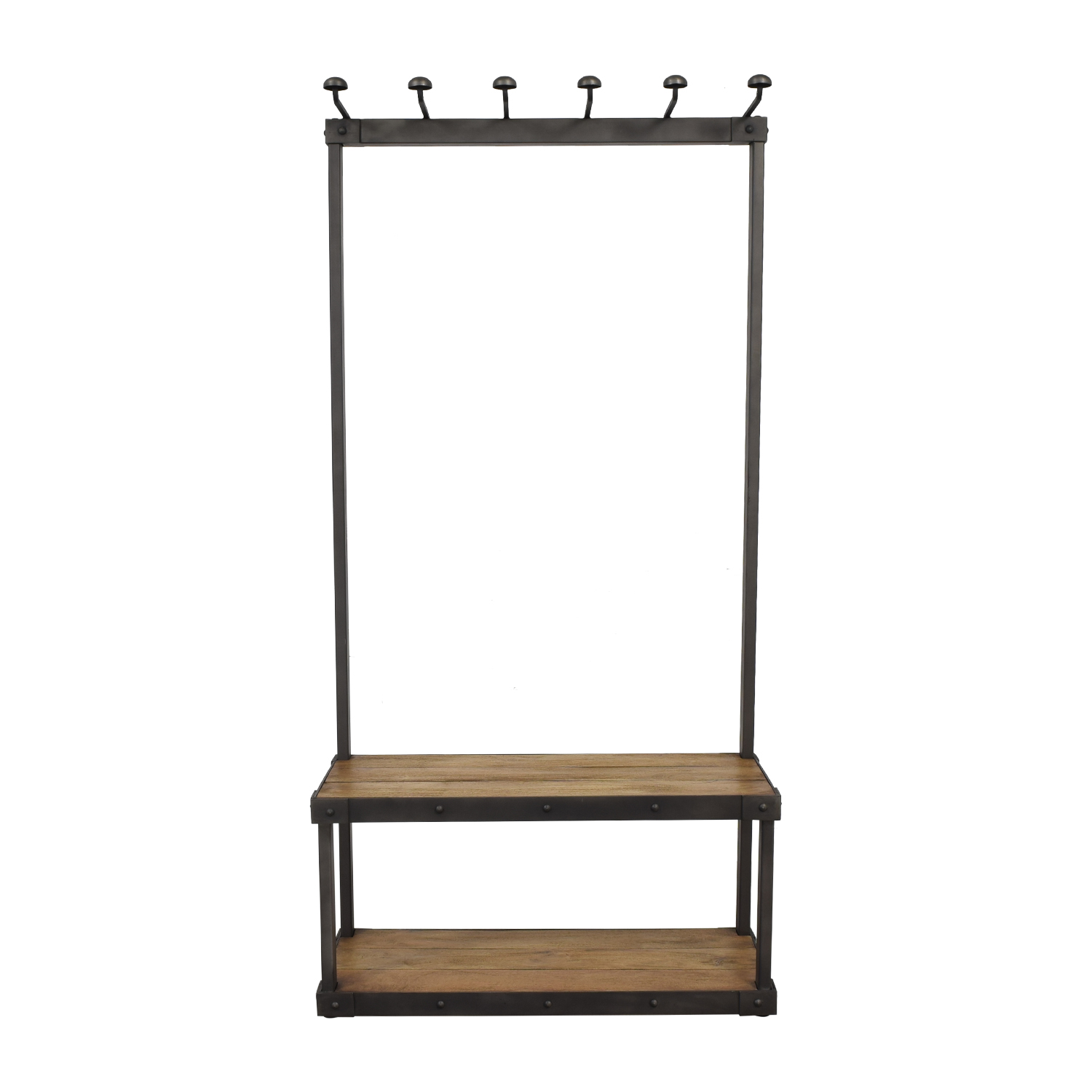 buy Restoration Hardware Coat Rack Bench Restoration Hardware