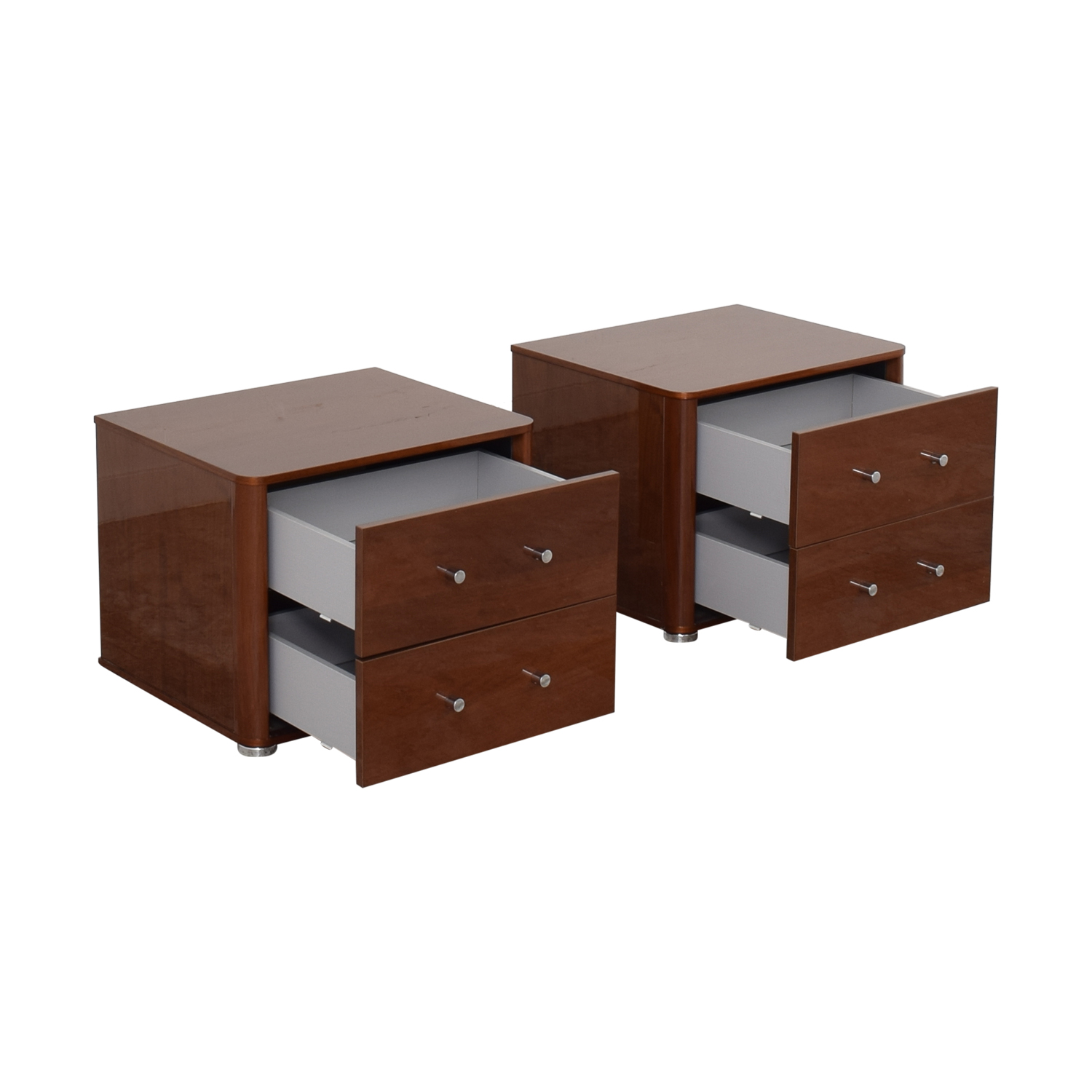 buy Noci Design Camelgroup Two Drawer Nighstands Noci Design End Tables