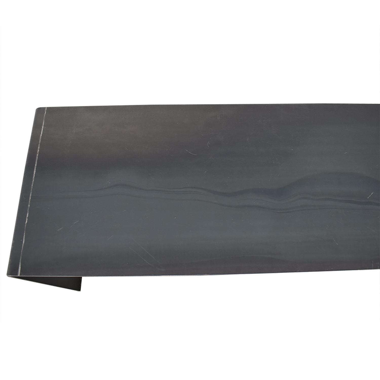 Custom Modern Steel Bench / Benches