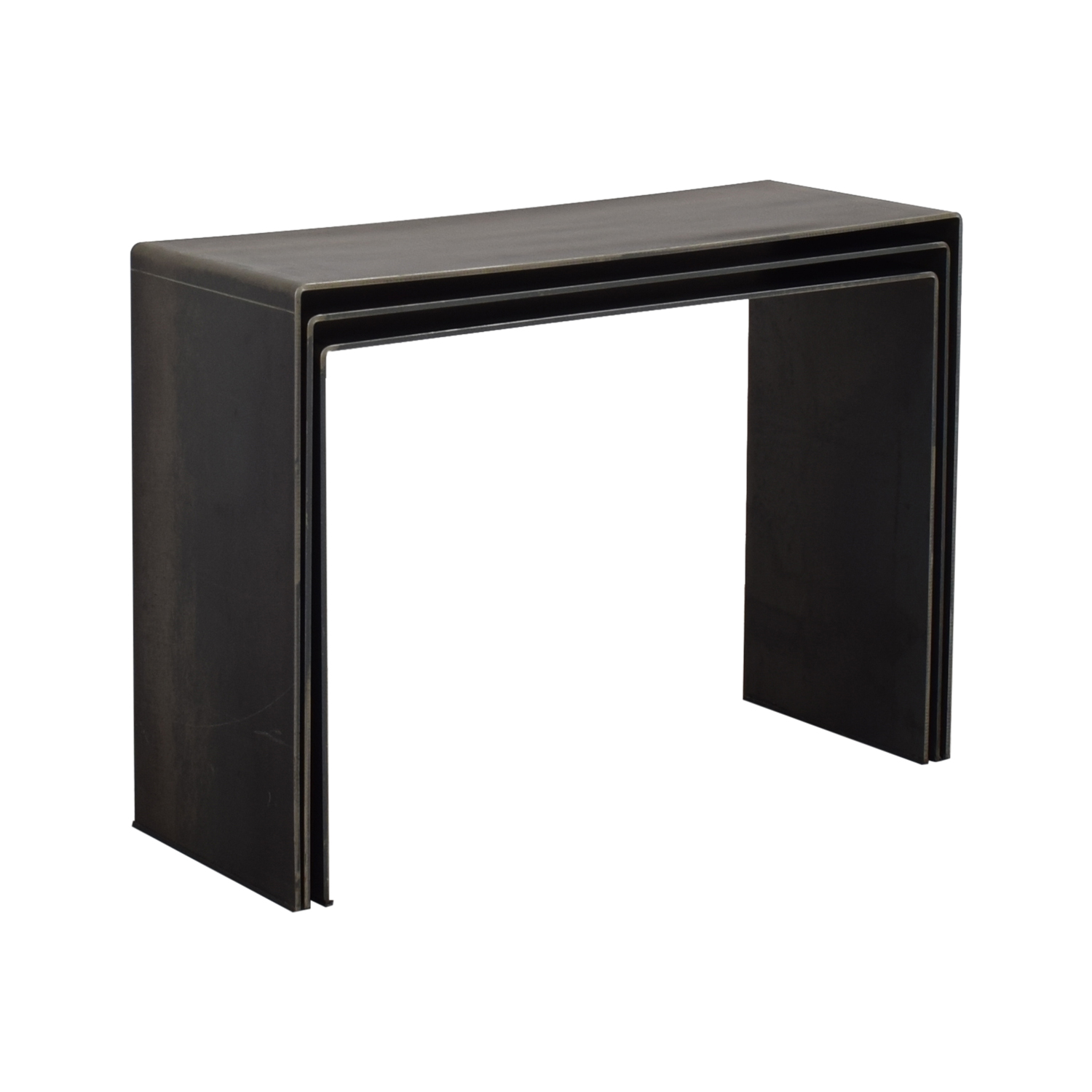 Modern Nesting Tables on sale