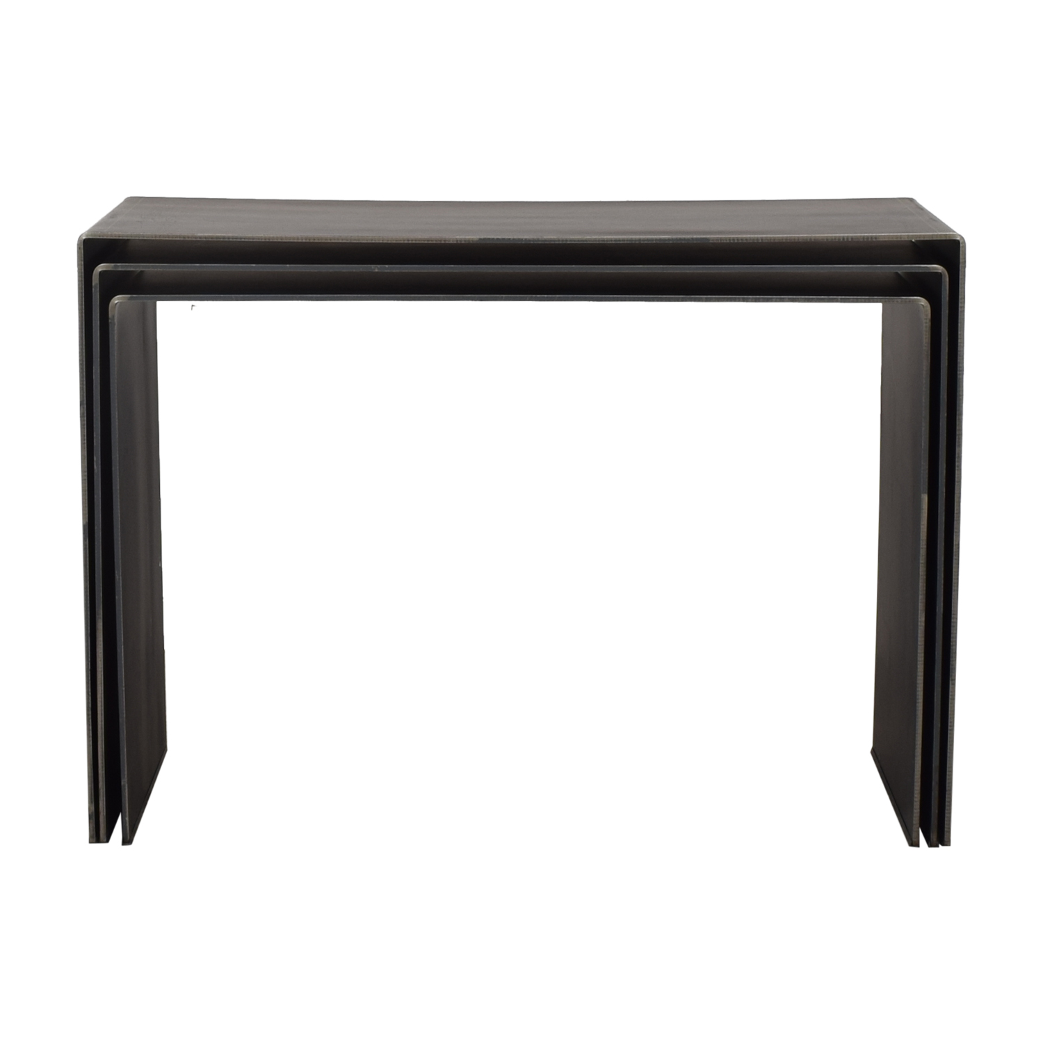 Modern Nesting Tables Accent Tables