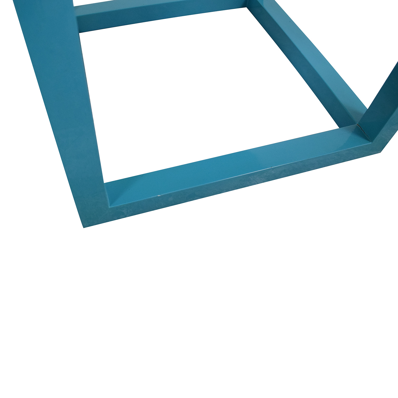 Jonathan Adler Jonathan Adler Lacquer Cube End Table ct