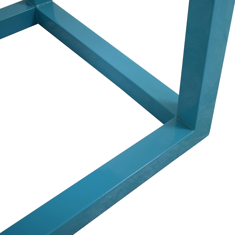 Jonathan Adler Jonathan Adler Lacquer Cube End Table for sale
