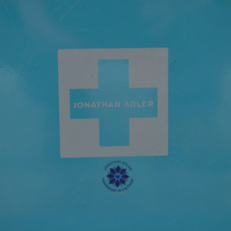 Jonathan Adler Jonathan Adler Lacquer Cube End Table second hand