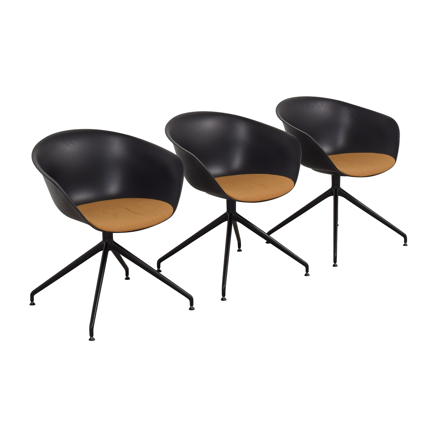 Arper Duna Dining Chairs sale