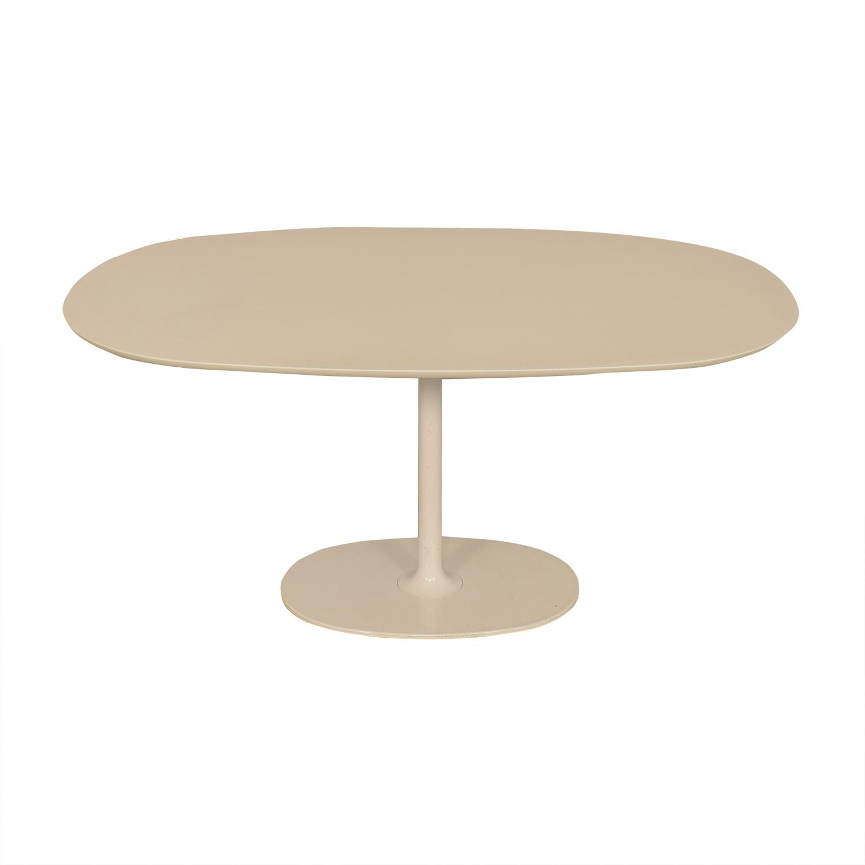 Arper Arper Dizzie Oval Dining Table used