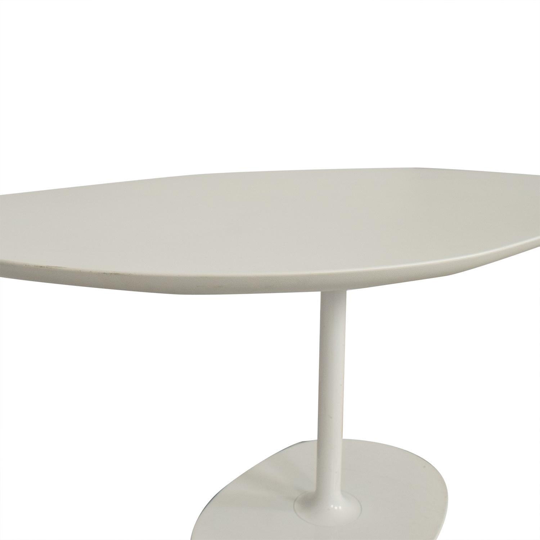 Arper Arper Dizzie Oval Dining Table Tables