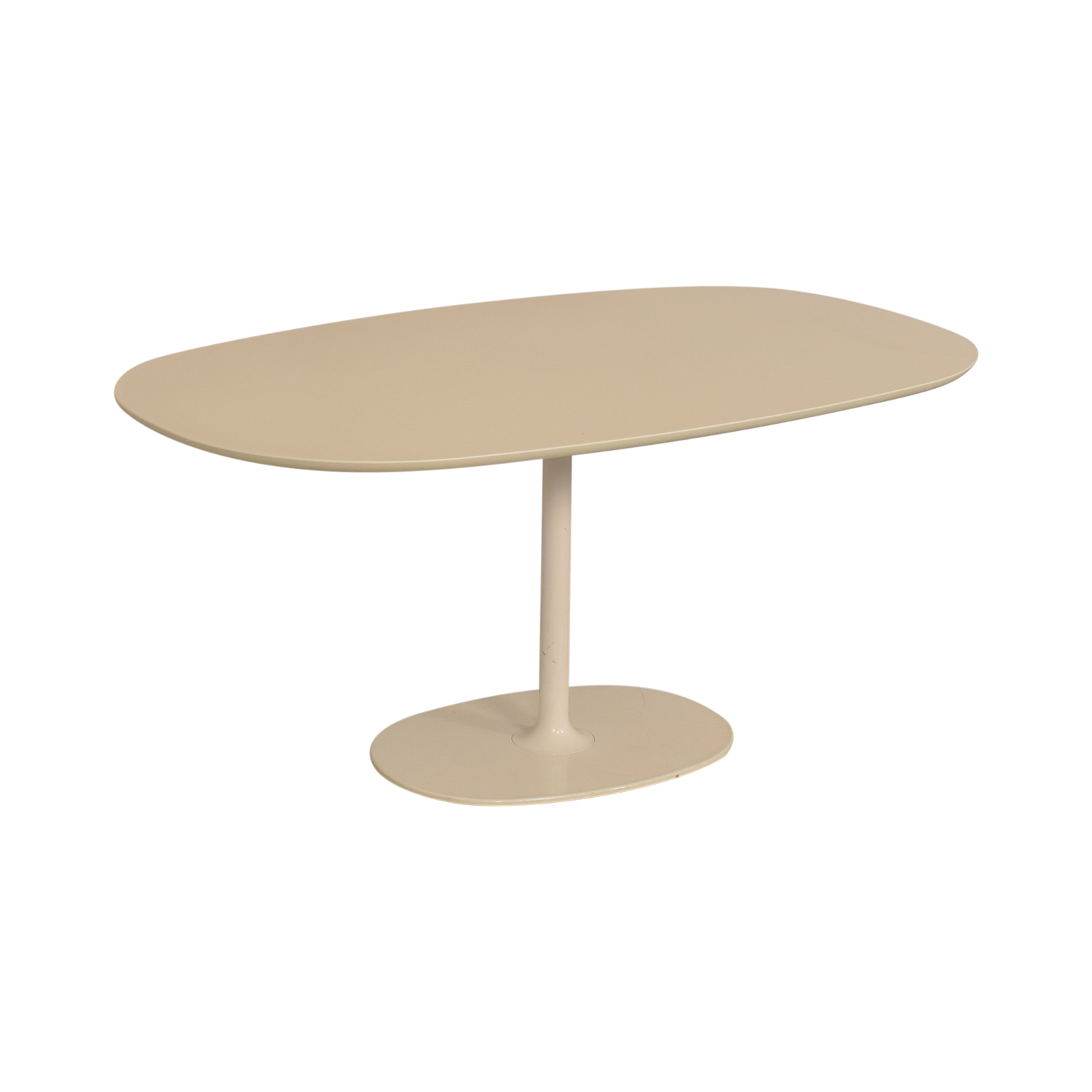 Arper Arper Dizzie Oval Dining Table Tables