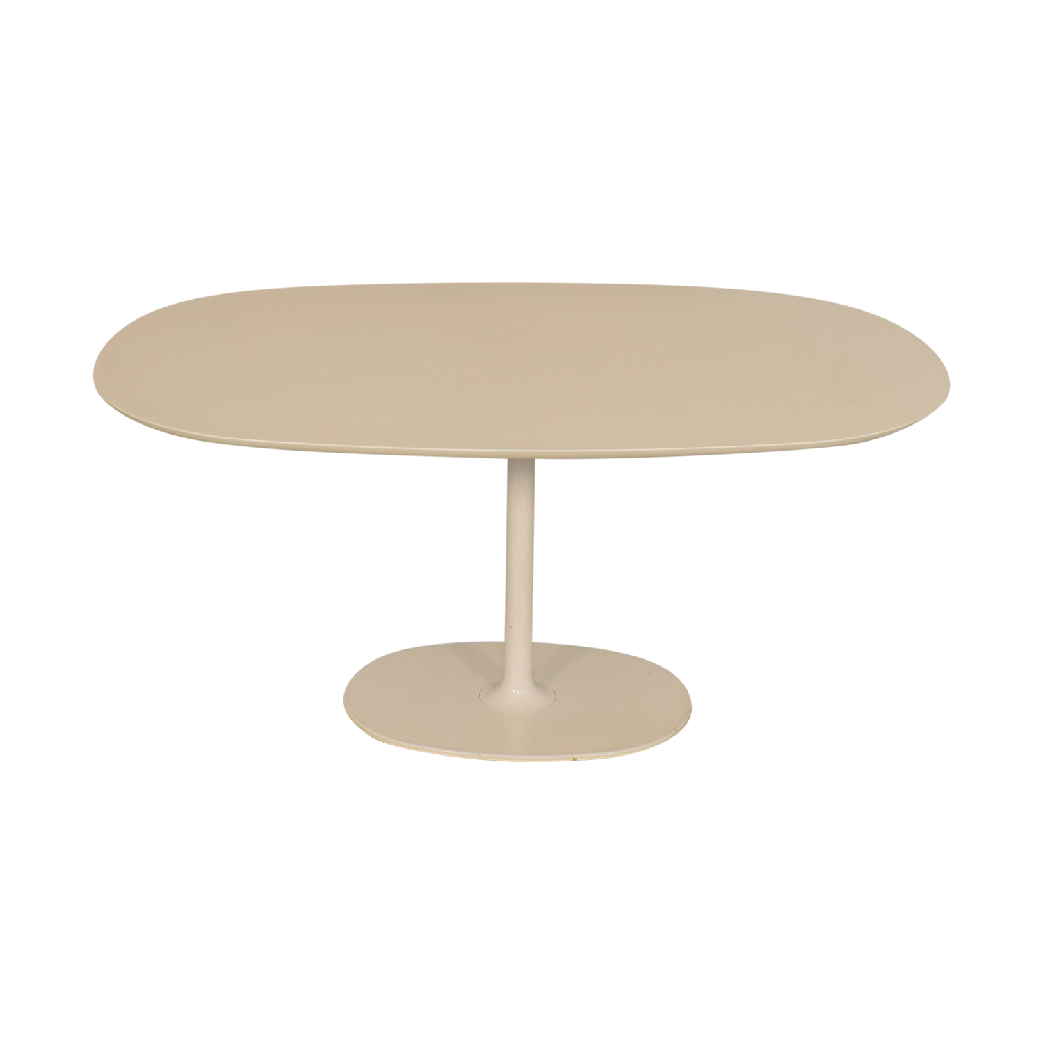 buy Arper Dizzie Oval Dining Table Arper Tables