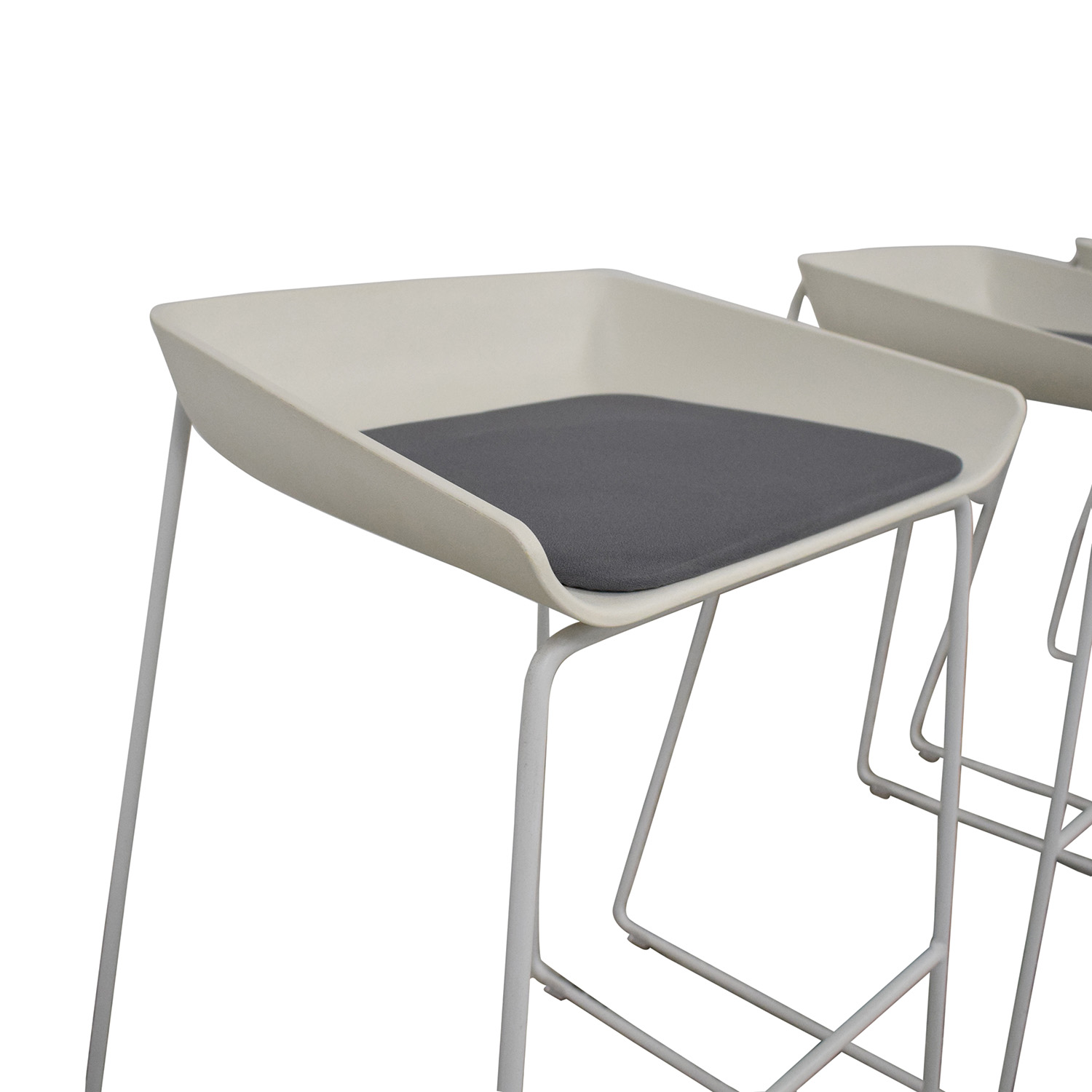 Steelcase Steelcase Scoop Modern Stools coupon