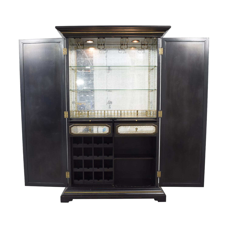 Custom Bar Cabinet with Key sale
