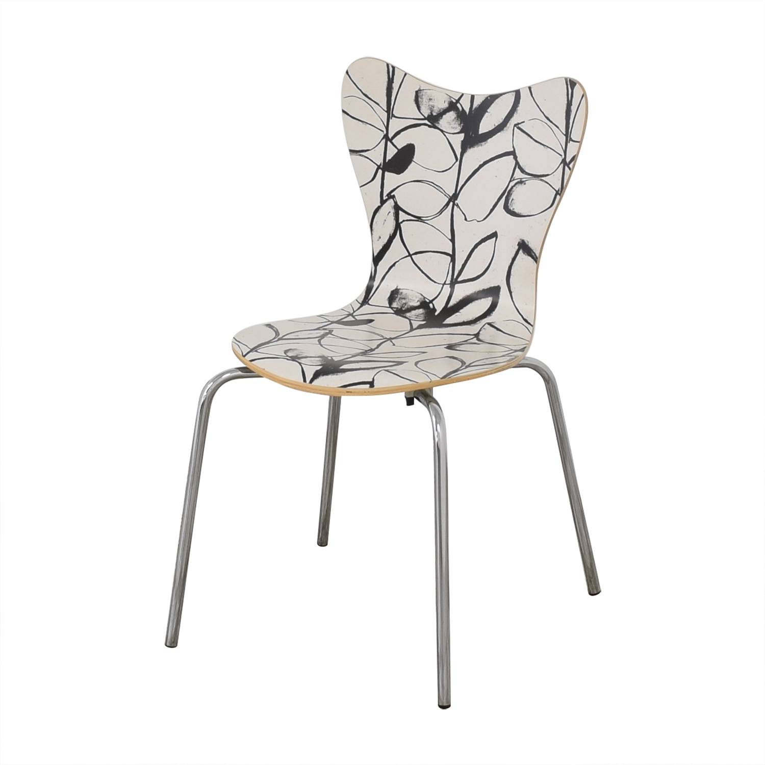 West Elm West Elm Decorative Dining Chairs pa
