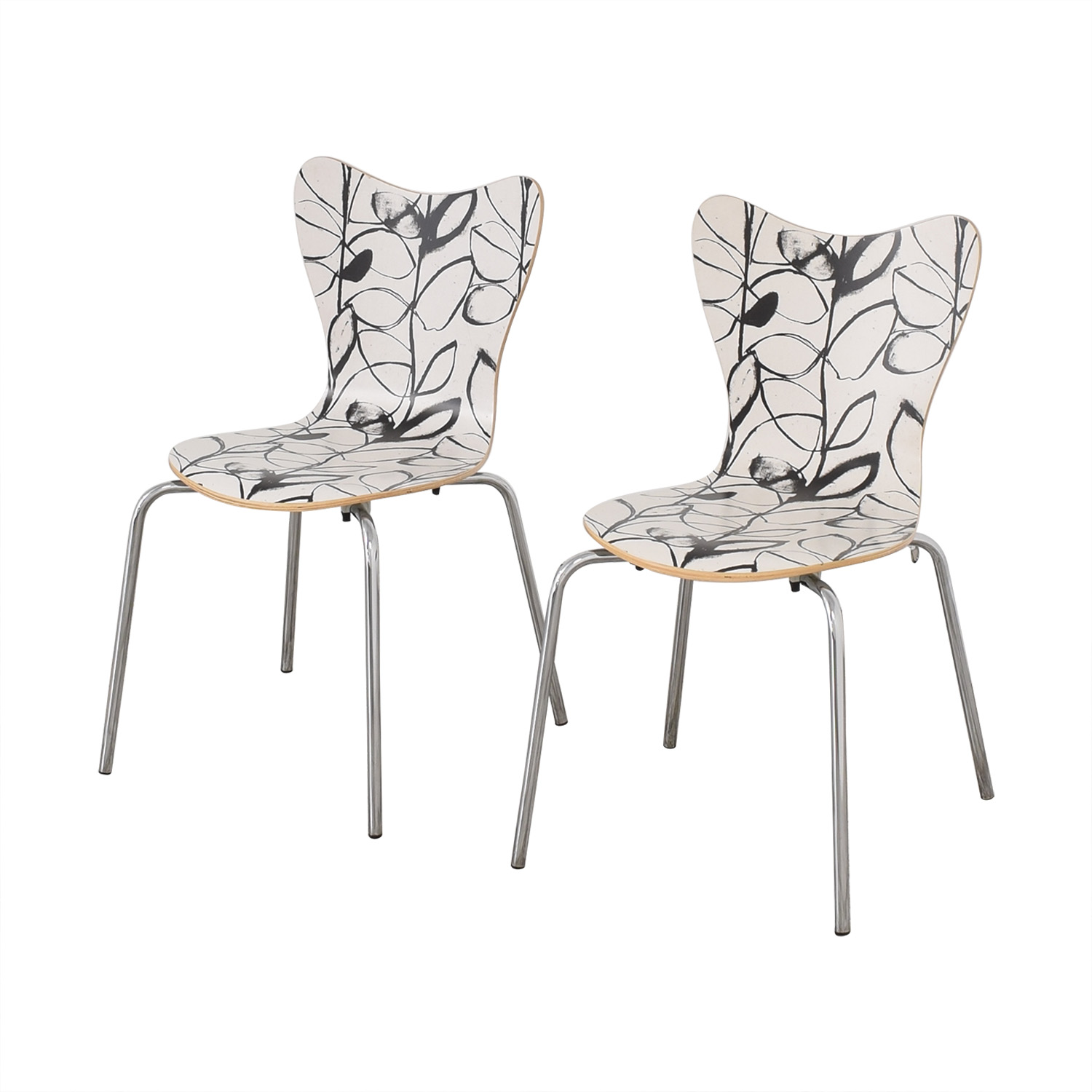 West Elm West Elm Decorative Dining Chairs price