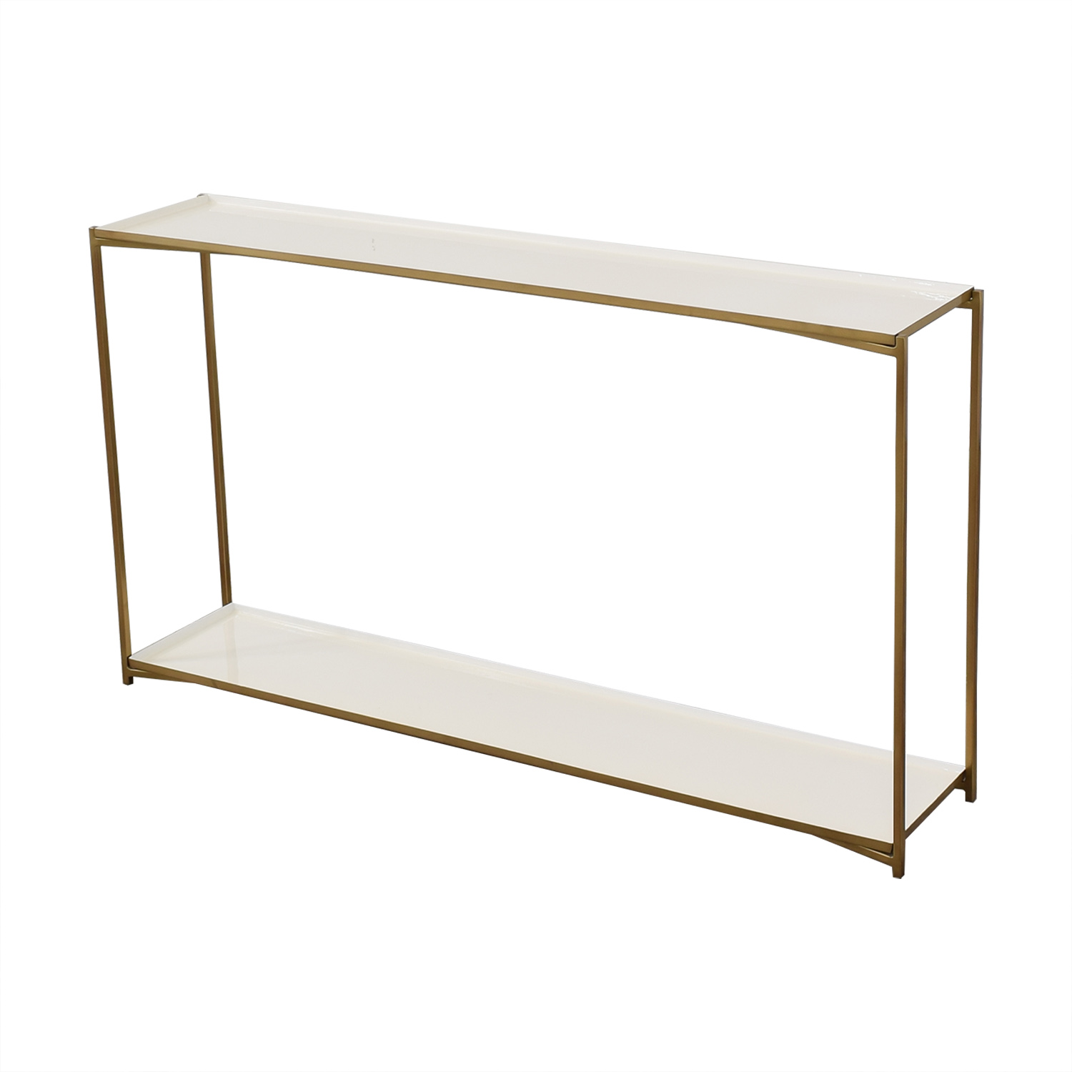 shop CB2 Entry Table CB2 Accent Tables