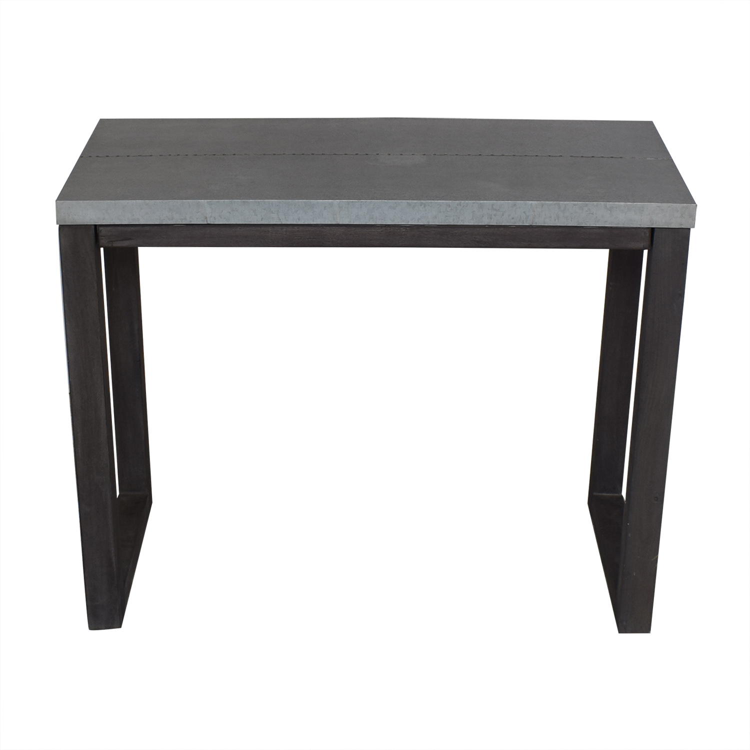 CB2 CB2 Steel Top Table nj