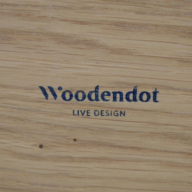shop Woodendot Woodendot Large Batea Coffee Table online