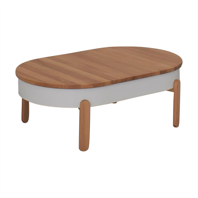 Woodendot Woodendot Large Batea Coffee Table