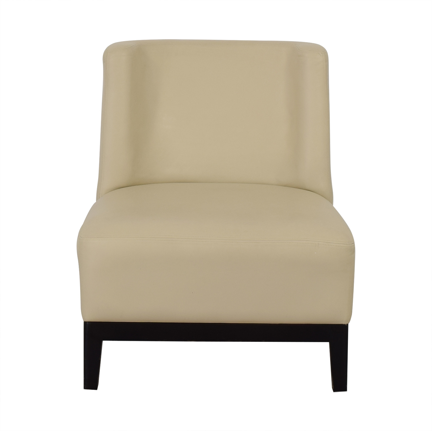 Armless Lounge Chair / Chairs