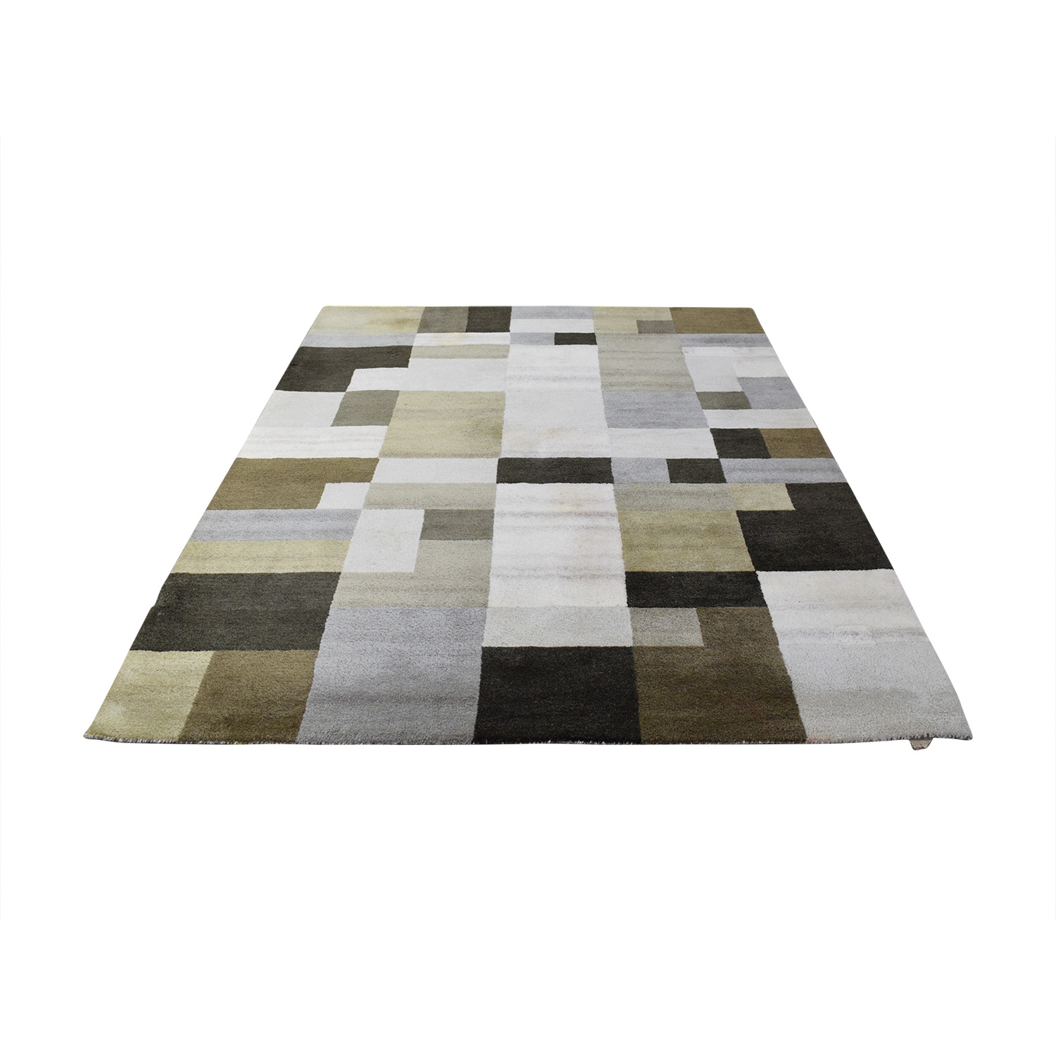 Crate & Barrel Crate &  Barrel Denali Rug nj