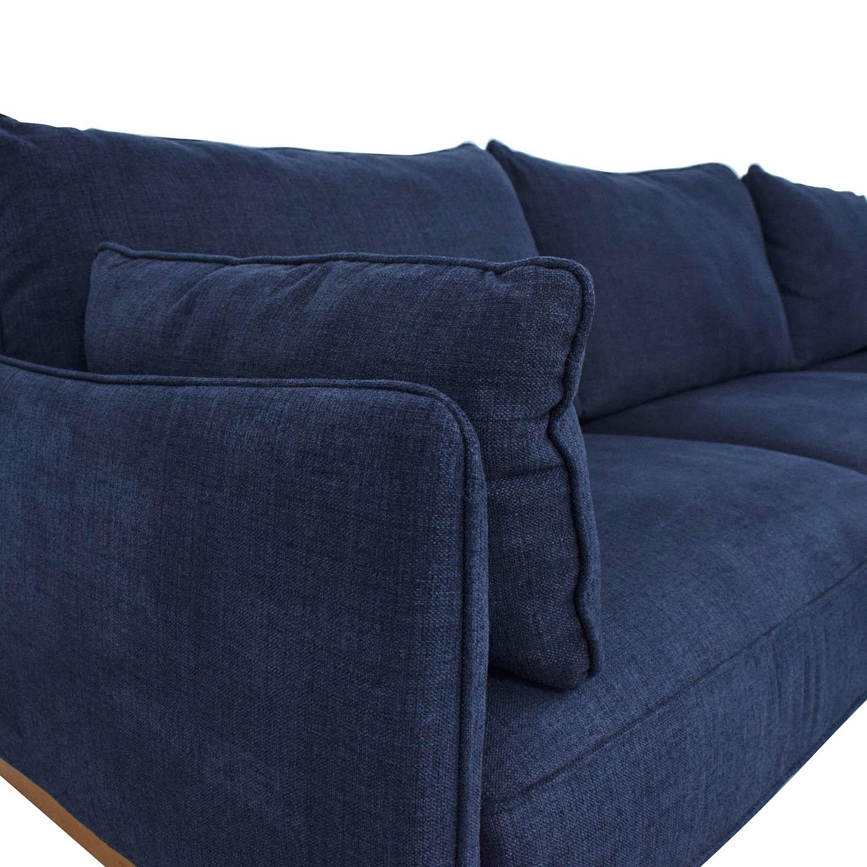 buy Macy's Jollene Two Piece Sectional Sofa Macy's