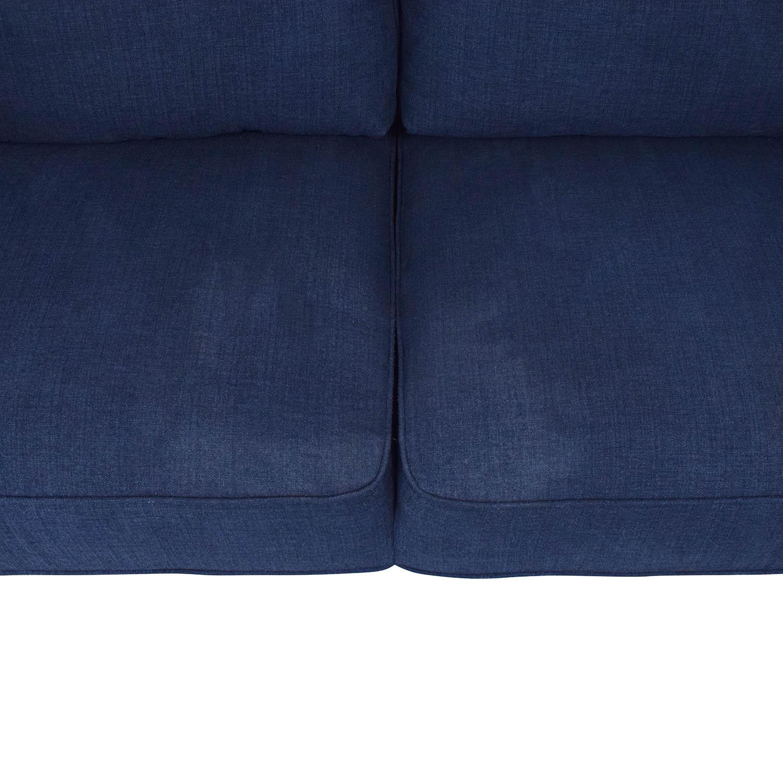 Macy's Macy's Jollene Two Piece Sectional Sofa nyc